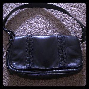 Adorable Elliot Luca black handbag